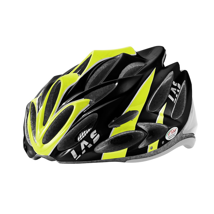 LAS SQUALO LIGHT FLUO LIME BLACK WHITE